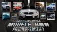 Czy rozpoznasz modele BMW po ich przodzie?