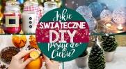 Jakie świąteczne DIY do Ciebie pasuje?