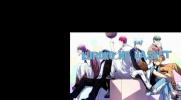Kuroko no basket. Spotkanie z przyjaciółką i niechciany pocałunek Kagamiego i kuroko #4