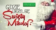 Czy zgadniesz, gdzie schował się Św. Mikołaj?