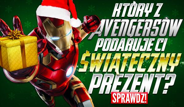 Który z Avengersów podaruje Ci świąteczny prezent?