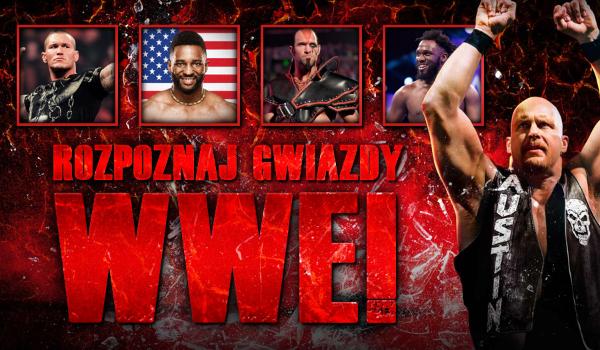 Rozpoznaj gwiazdy WWE! #1