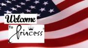 Welcome Princess #2