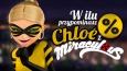W ilu % jesteś podobna do Chloé z Miraculous Ladybug?