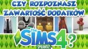 Czy rozpoznasz zawartość dodatków z The Sims 4?