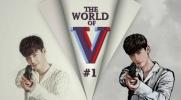 THE WORLD OF V #1