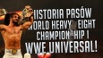 Historia pasów WWE World Heavyweight Championship i WWE Universal 2016!