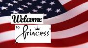 Welcome Princess #1