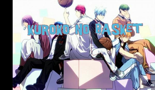 Kuroko no basket. Pierwsza kwarta. #1