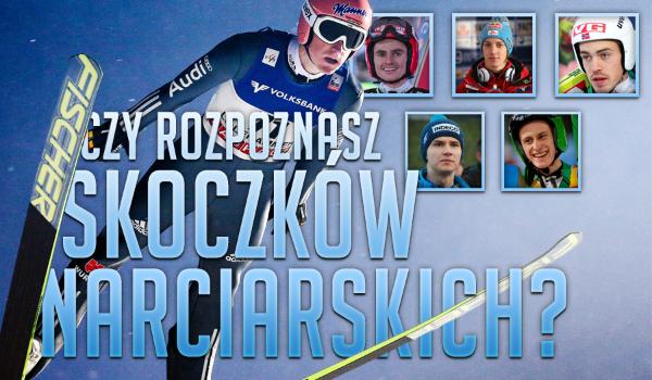 Czy uda Ci się rozpoznać skoczków narciarskich? Wersja hard!