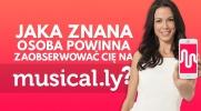 Jaka znana osoba powinna zaobserwować Cię na Musical.ly?