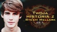 Twoja historia z Rye'em Mellark... #1