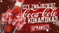 Czy odnajdziesz Coca-Colę z kokardką?