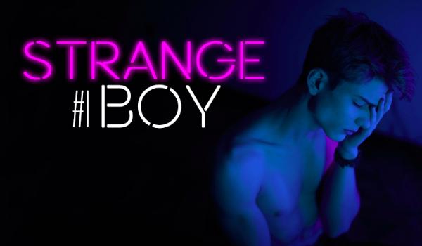Strange Boy #1