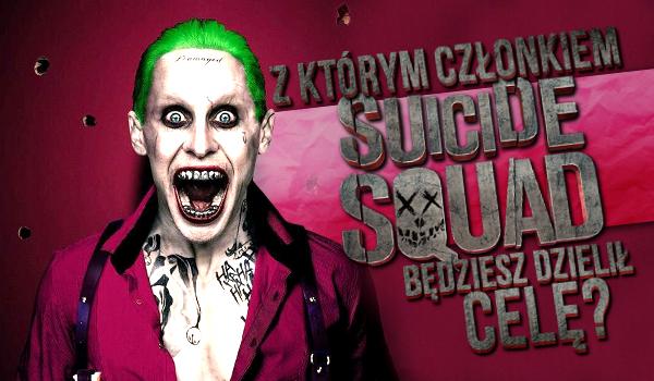 Z którym kryminalistą z Suicide Squad będziesz dzielił celę?