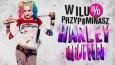 W ilu % jesteś jak Harley Quinn?