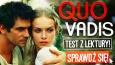 Test z lektury - Quo Vadis!