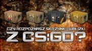 """Czy rozpoznasz wszystkie skrzynki i walizki z """"CS:GO""""?"""