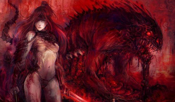 Mroczna Krew #1