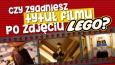 Czy zgadniesz tytuł filmu po zdjęciu klocków Lego?