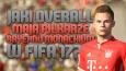 """Czy odgadniesz jaki overall mają piłkarze Bayernu Monachium w """"FIFA 17""""?"""