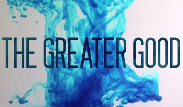 The Greater Good #1