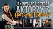 """Jak wyglądają teraz aktorzy z """"Harry'ego Pottera""""?"""