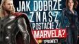Jak dobrze znasz postacie z Marvela?