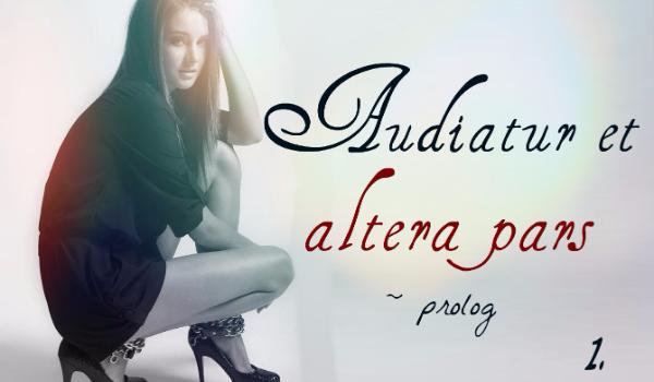 Audiatur et altera pars #Prolog