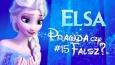 Prawda czy fałsz? - Księżniczki Disneya #15 Elsa