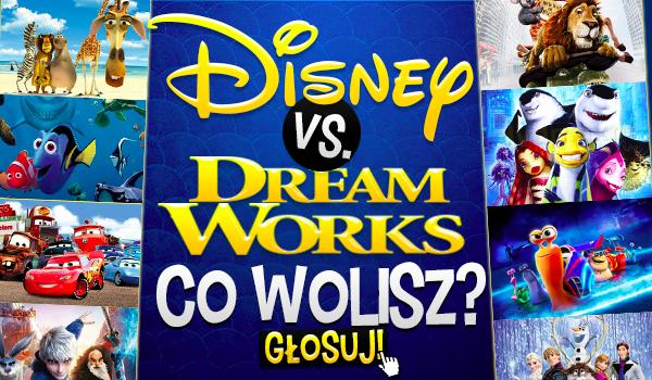 Disney vs. DreamWorks!
