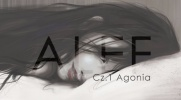 ALEF #1 Agonia