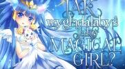 Jak wyglądałabyś jako dziewczyna Magical Girl?