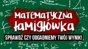 Matematyczna łamigłówka!