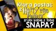 Która postać z Harry'ego Pottera zrobi sobie z Tobą snapa?