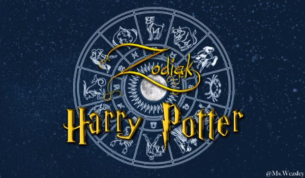 Zodiak – Harry Potter #2