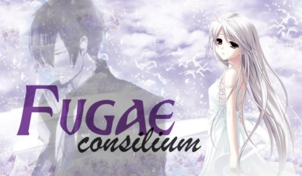 Fugae Consilium │ Rozdział l │ Normalność │ Prolog
