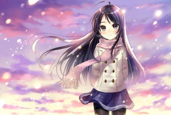 Anime miłość randki