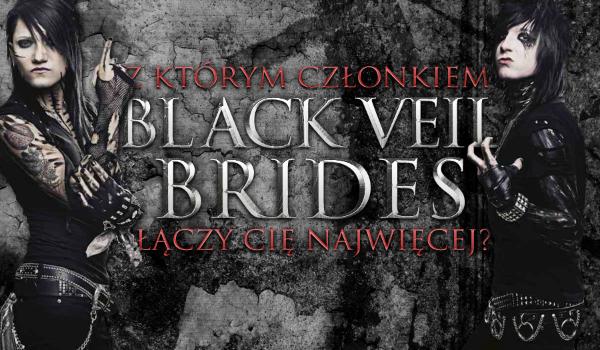 """Z którym z członków """"Black Veil Brides"""" łączy Cię najwięcej?"""