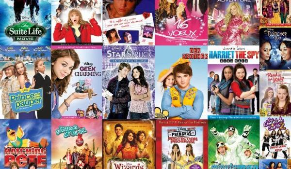 Filmy Z Disney Channel