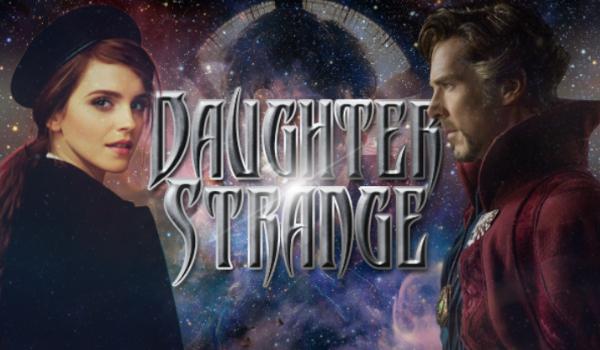 Daughter Strange #1
