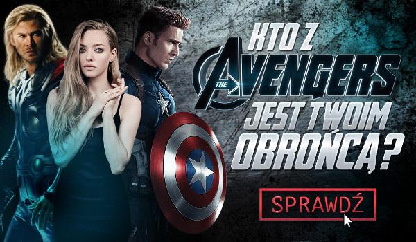 Kto z Avengers jest Twoim obrońcą?