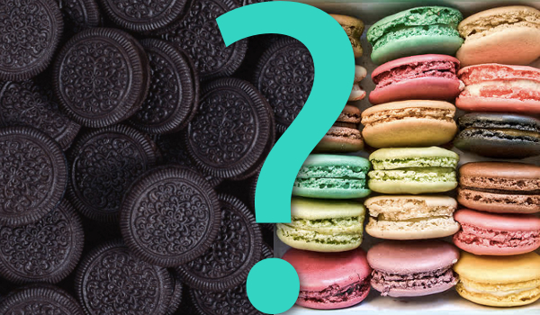 """20 pytań z serii """"Co wolisz?"""" – dla wielbicieli ciastek!"""