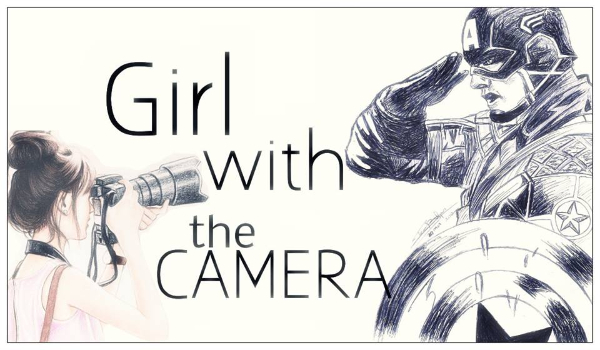 Girl with the camera #1
