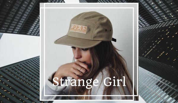 Strange Girl #1