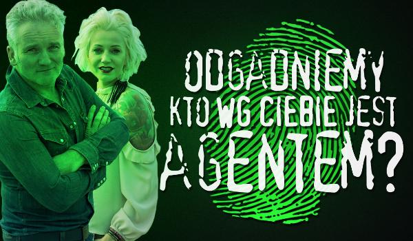 Czy odgadniemy, kto według Ciebie jest agentem?