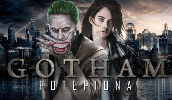 Gotham: Potępiona – Prolog