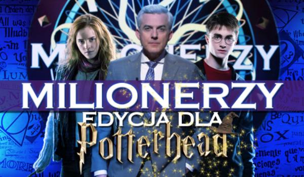 Teleturniej milionerzy – Wersja dla Potterhead!