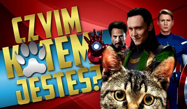 Czyim kotem jesteś? Iron Mana, Kapitana Ameryki czy może Lokiego?