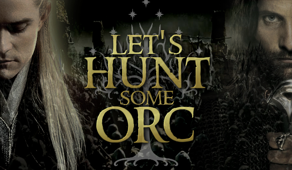 """Let's hunt some orc…"" #0"